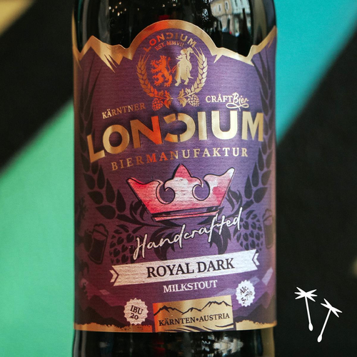 Loncium Royal Dark 0,33l